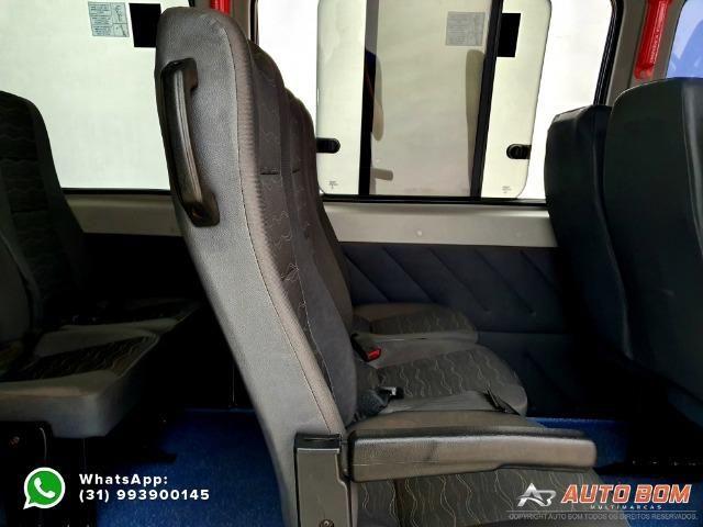 Fiat Ducato Minibus MultiJet Teto Alto 15 Lugares! Impecável! Completa! 2.3 16V 127CV - Foto 11