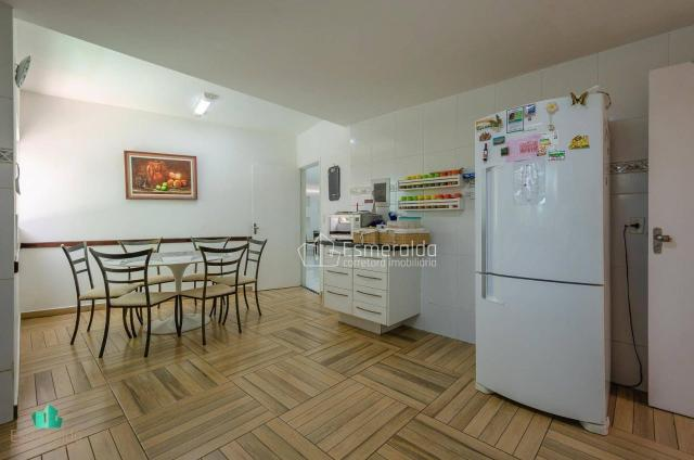 Casa com 5 suítes em condomínio. aceita permuta por apartamento. linda vista para um vale  - Foto 12