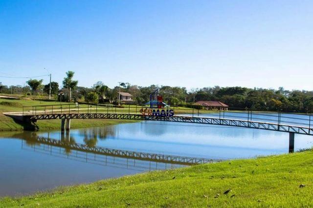 Terreno à venda a partir de R$ 76.198 - Condomínio Espelho D'Água - Ji-Paraná/RO - Foto 3