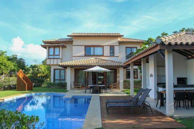 Linda casa 4 suítes no Quintas de Sauípe- no Complexo Hoteleiro!!! - Foto 14