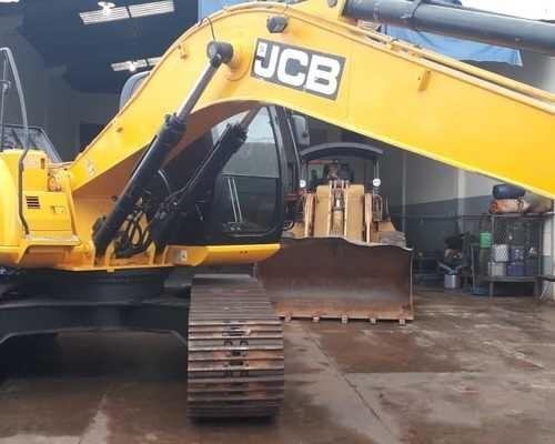 Escavadeira JS200 LC JCB - 11/11 - Foto 5
