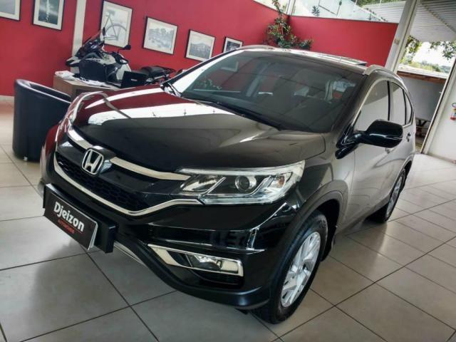 Honda CRV EXL 2.0 4X4 FLEX AUTOMÁTICA