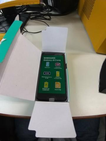 Samsung J2 Core novo ganhei na campanha do trabalho aceito propostas