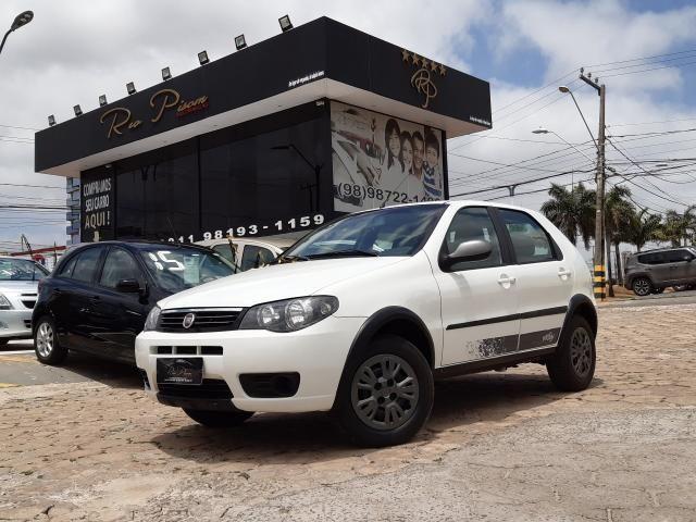 Fiat Palio Fire Way 1.0 15/16 - Troco e Financio!
