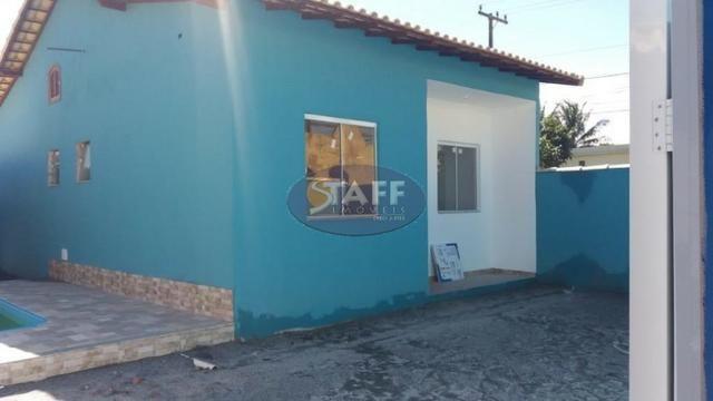 OLV-Casa com 2 dormitórios à venda, 150 m² por R$ 95.000 - Cabo Frio/RJ CA1343 - Foto 2