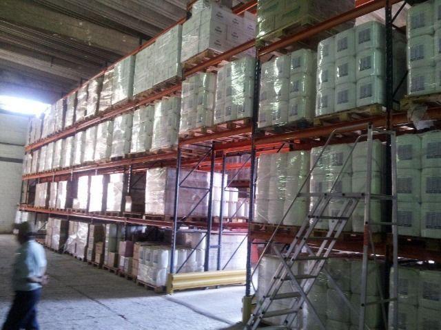 Porta-palettes warehouse