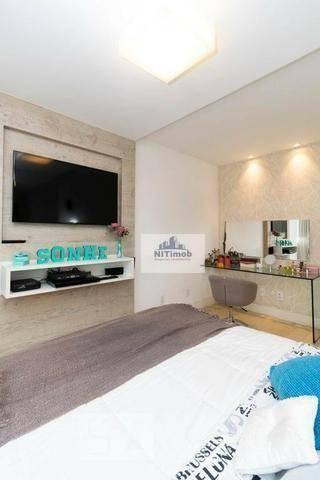Apartamento alto padrão em ponto privilegiado da Moreira César - Foto 5