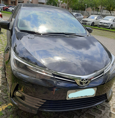 Toyota Corolla xrs 2.0 Flex 2018