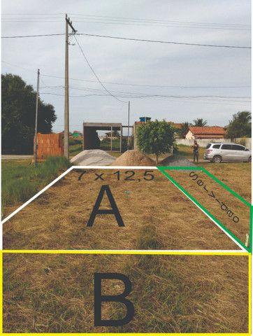 S 521 Fração de Terreno no Condomínio Gravatá I em Unamar - Tamoios - Cabo Frio/RJ - Foto 2