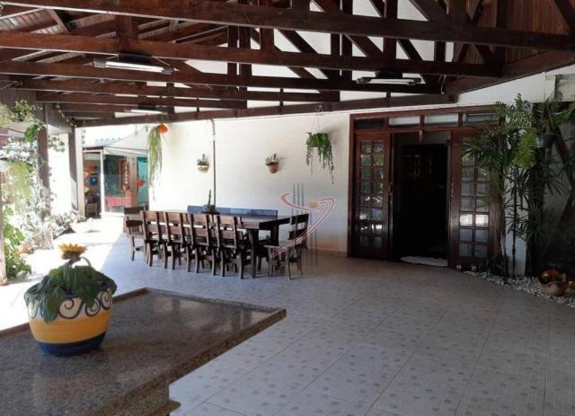 Sobrado com 5 dormitórios à venda, 470 m² por R$ 1.900.000,00 - Lago dos Cisnes - Foz do I - Foto 11