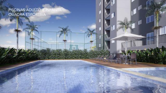 Apartamento em Picanço, com 2 quartos, sendo 1 suíte e área útil de 61 m² - Foto 2