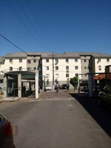 Apartamento com 2 dormitórios à venda, 38 m²- Pasqualini - Sapucaia do Sul/RS - Foto 3