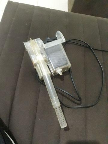 Vendo filtro aquario ( filtra e da oxigênio)  - Foto 4