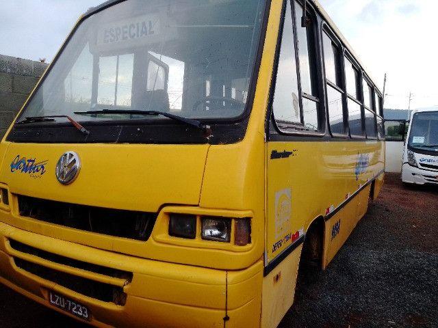Micro ônibus marcopolo senior gv