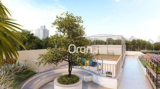 Apartamento com 3 dormitórios à venda, 87 m² por R$ 405.000,00 - Setor Pedro Ludovico - Go - Foto 10