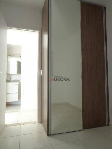 Apartamento com 2 dormitórios para alugar, 52 m² por R$ 1.300,00/mês - Vila Brasil - Londr - Foto 5