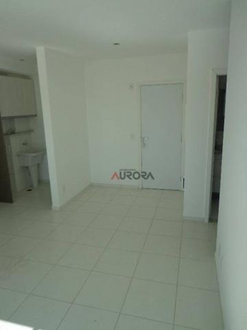 Apartamento com 2 dormitórios para alugar, 52 m² por R$ 1.300,00/mês - Vila Brasil - Londr - Foto 2