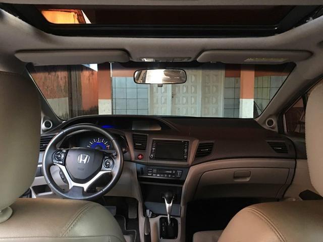 Honda Civic Exs 12/12 1.8 - Foto 4