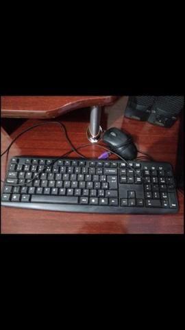 Computador de mesa + mesa - Foto 3
