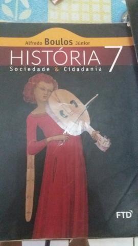 Livros 7° ano usado - Foto 2