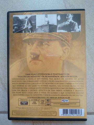 DVD documentário A Vida Secreta de Adolf Hitler. Coleção Grandes Guerras - Foto 2