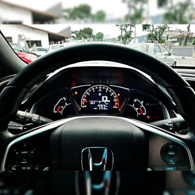 Honda Civic EX 2018 Automático * Apenas 23.000 km - Foto 8