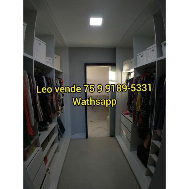 Leo vende, alto padrão TOP, visualize todas as fotos - Foto 7