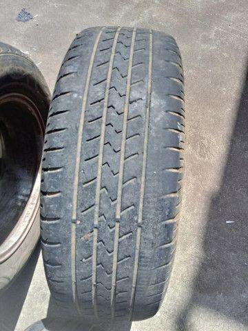 Jogo Roda Pneu Aro 17 Honda Crv 2011 - Foto 3
