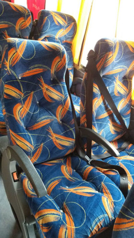 Ônibus Executivo Buscar Rodoviária MB 0500 - Foto 3
