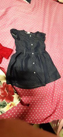 Lote de roupa menina tamanho  4