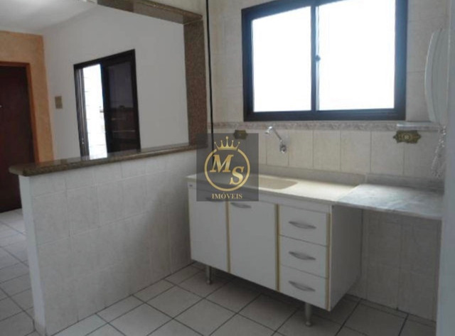 Apartamento 01 dormitório com elevador na Vila Guilhermina - Foto 3