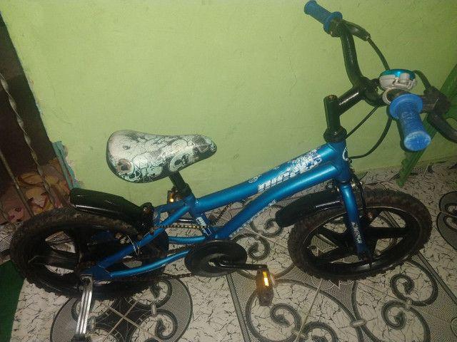Bicicleta Houston infantil aro 16