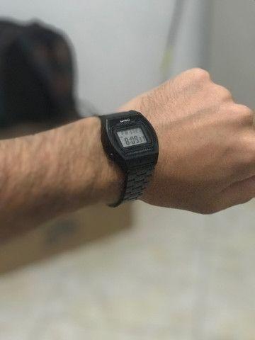 Relógio Casio preto!! - Foto 3