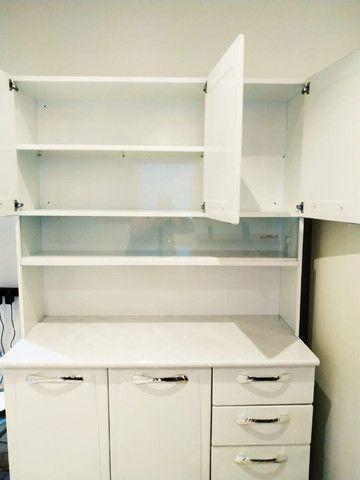 Vendo armário de cozinha Itatiaia Branco (Conservado)