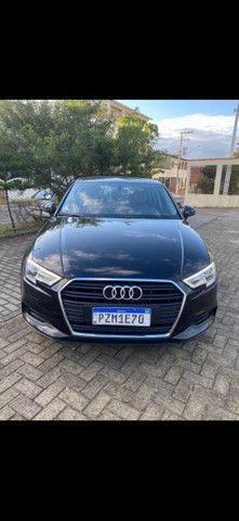 Audi A3 sedan ambient