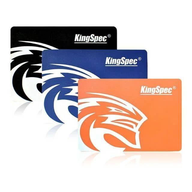 SSD 120gb Kingspec Novo