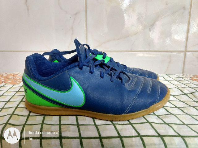 Chuteira original Nike - Foto 2