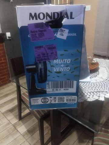 Ventilador MONDIAL vtx-50 8 Pás - Foto 5