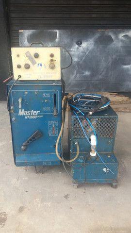 Máquina de solda NT2000 AC DC. - Foto 2