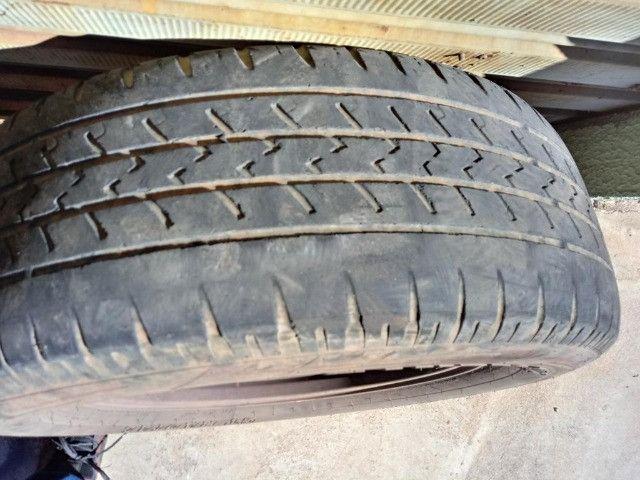Jogo Roda Pneu Aro 17 Honda Crv 2011 - Foto 10