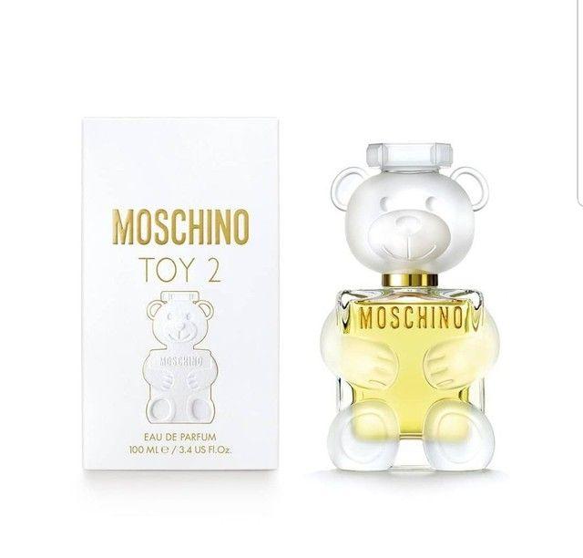 Perfume Feminino 100ml  Moschino Toy2