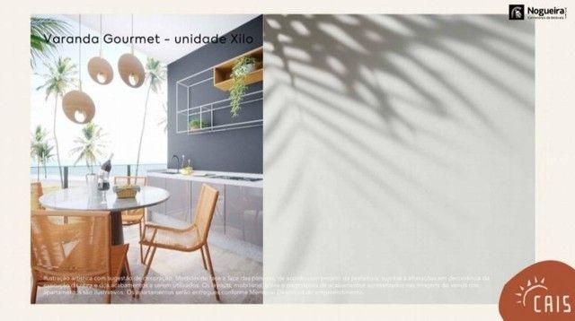 RD- Apartamento e Flats  Com Rooftop em Muro Alto Porto De Galinha - Foto 4