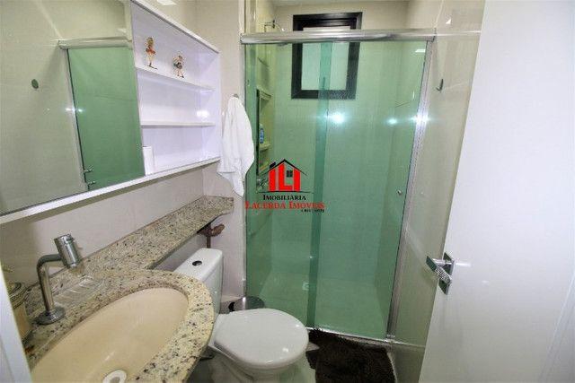 Apartamento com 3 suítes na Orla da ponta negra - Edifício castelli - Foto 15