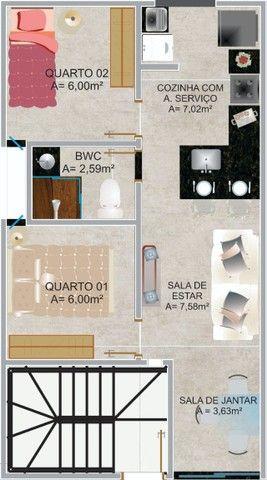 Apartamento novíssimo em Porto de Galinhas- Área urbana - Oportunidade!! - Foto 18