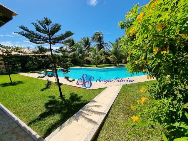 Casa no Porto das Dunas com piscina, 5 quartos, super conservada, excelente localização!  - Foto 2