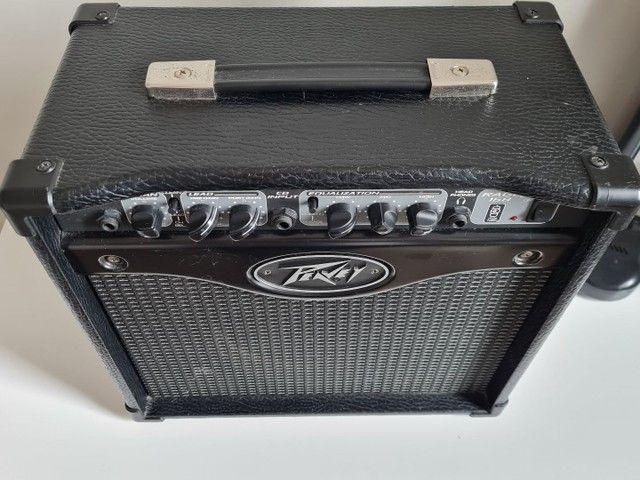 Amplificador guitarra Peavey RAGE 158 - Foto 2