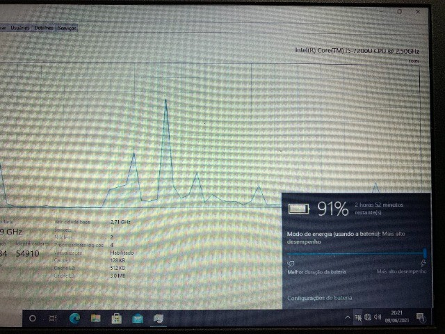 Notebook Lenovo Ideapad 320 Core I5 7ªth 4Gb 500Gb HD - Parcelo em 10x - Foto 4