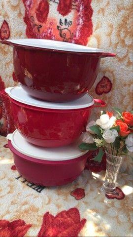 Tupperware com descontos imperdíveis (ganhe brinde em compra acima de 100, 00)  - Foto 4