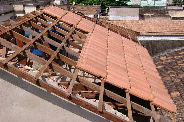 Conserta se telhados reforma em geral manta asfáltica. - Foto 3