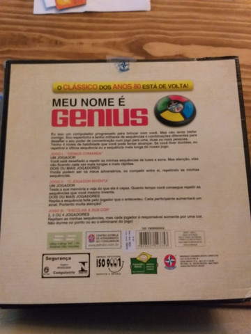 Genius- jogo eletronico  - Foto 2